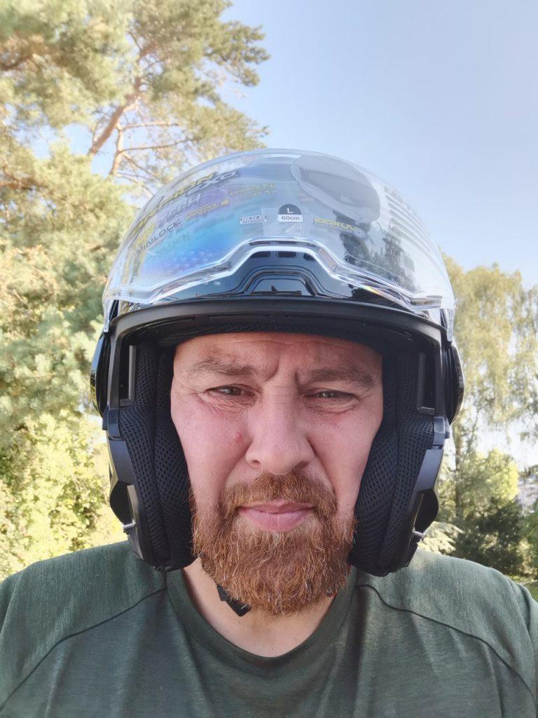 Casque Scorpion Exo-Tech, le casque All In…