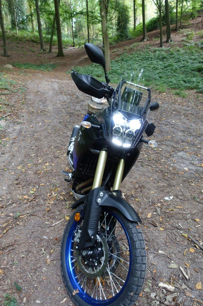 Yamaha Ténéré 700, enfin, la voilà