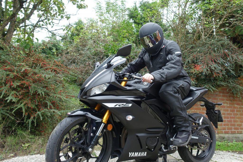Yamaha YZF-R3 une sportive comme les grandes !