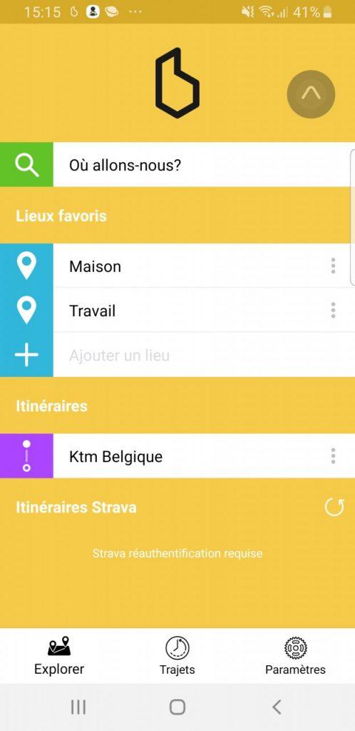 Beeline : mini GPS pour un max de fun