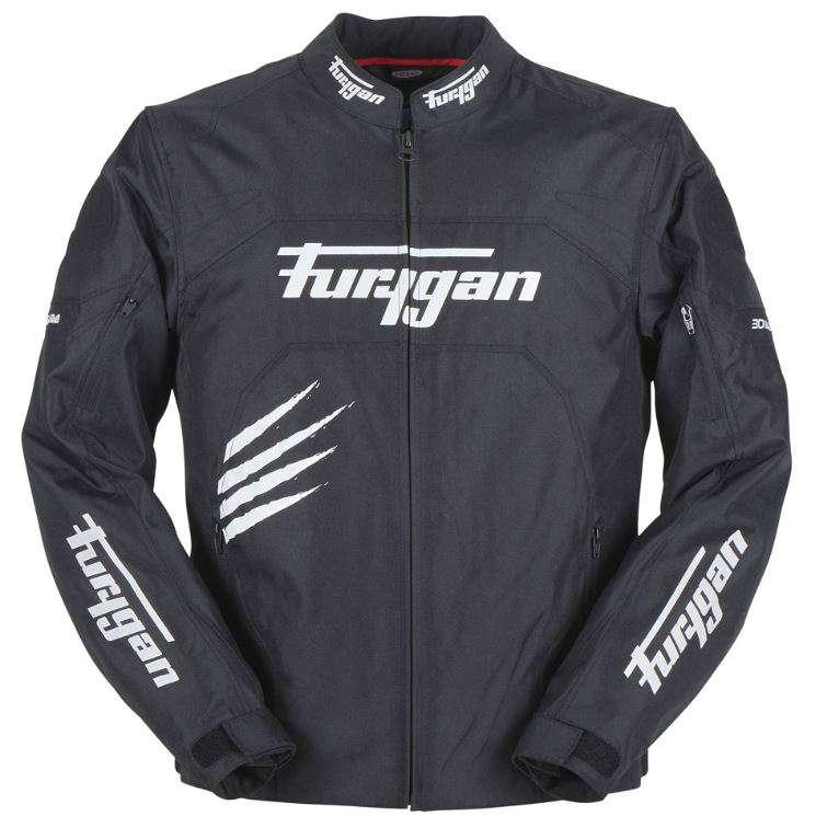 Furygan Rock polyvalent et aux couleurs de votre moto