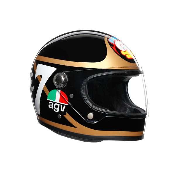 AGV X3000, vintage à l'italienne