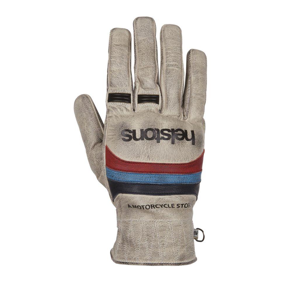 Helstons Indy et gants été Mora, vintage jusqu'au bout.