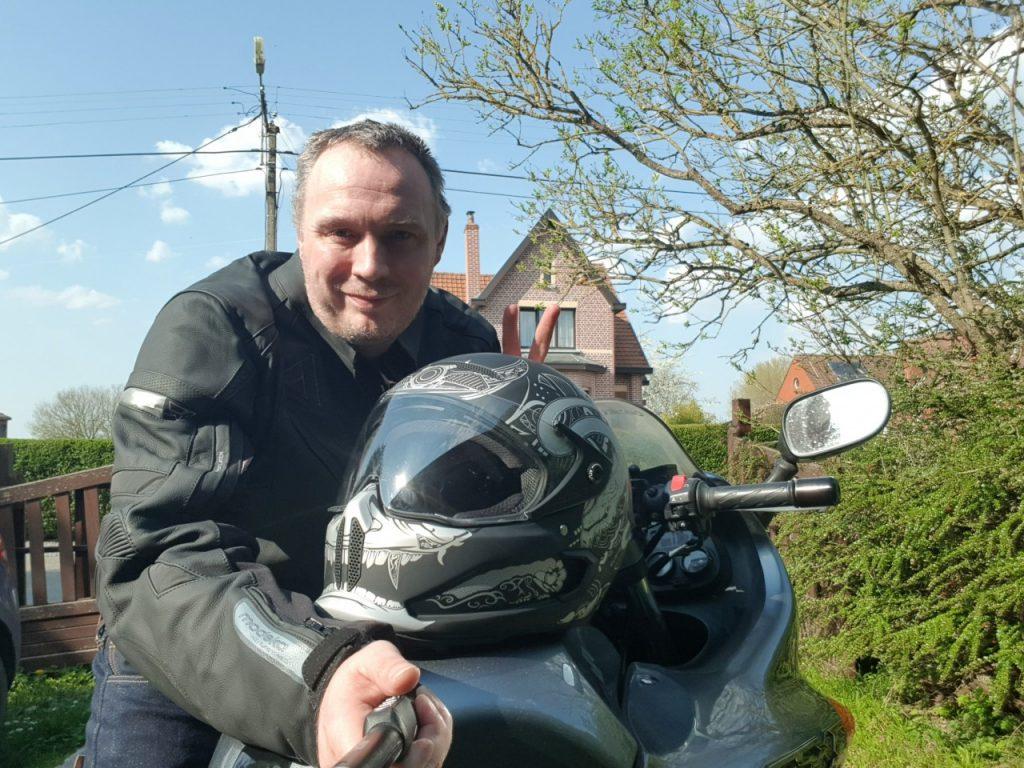 Ruroc Atlas, le premier casque moto de la marque anglaise.