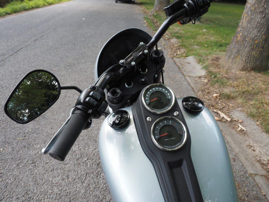 Harley-Davidson Low Rider S 2020