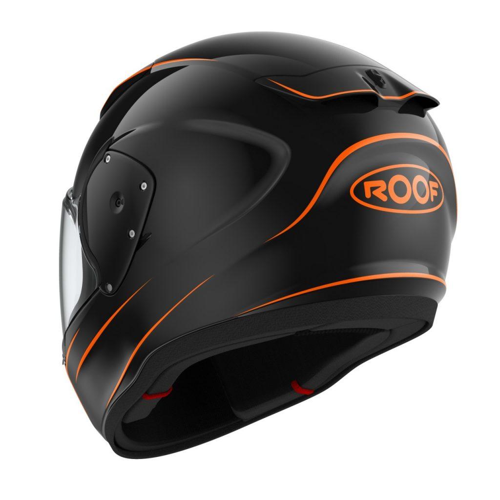Après le carbone, Roof décline son intégral RO200 en fibres.