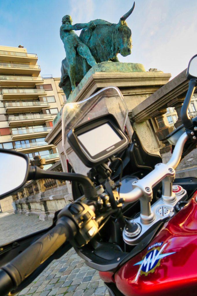 La Turismo Veloce aux mains d'un concurrent!