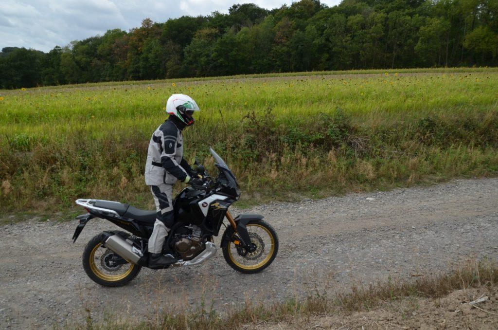 Honda Africa Twin 1100 Adventure Sport : l'histoire continue !