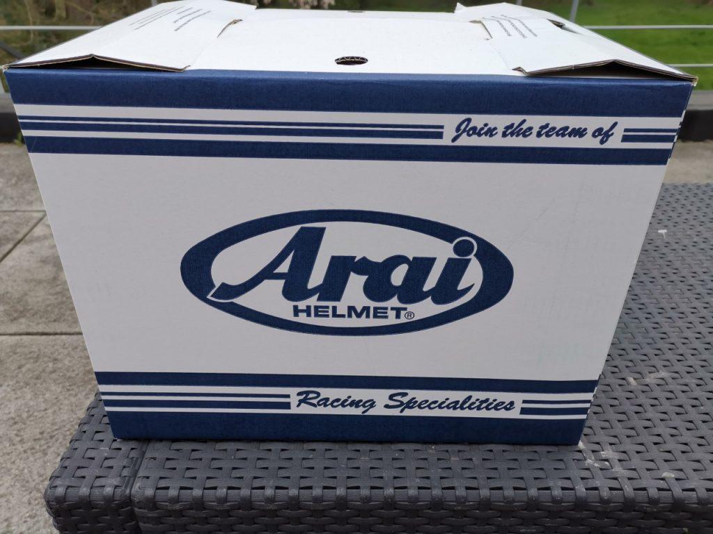 Arai Tour-X4, voyageur de luxe