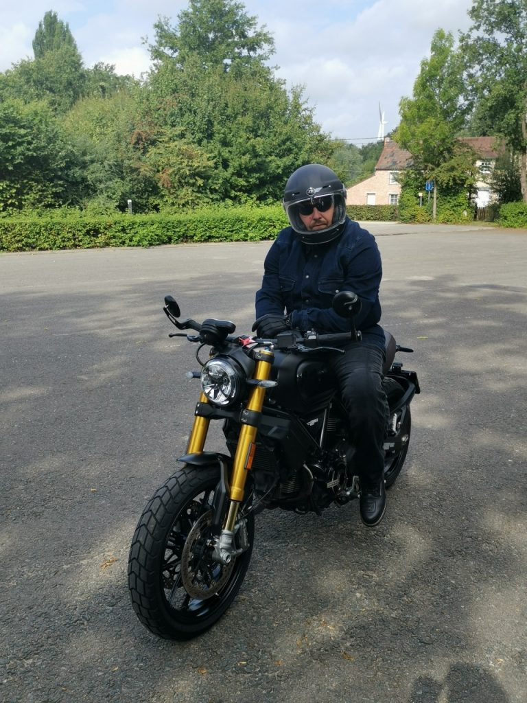 Ducati Scrambler 1100 Sport Pro, Back to the Roots
