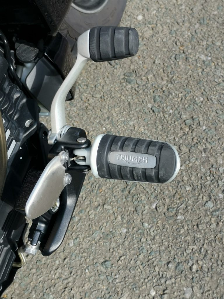 Triumph Rocket 3 GT 2020 , Bodybuildée !