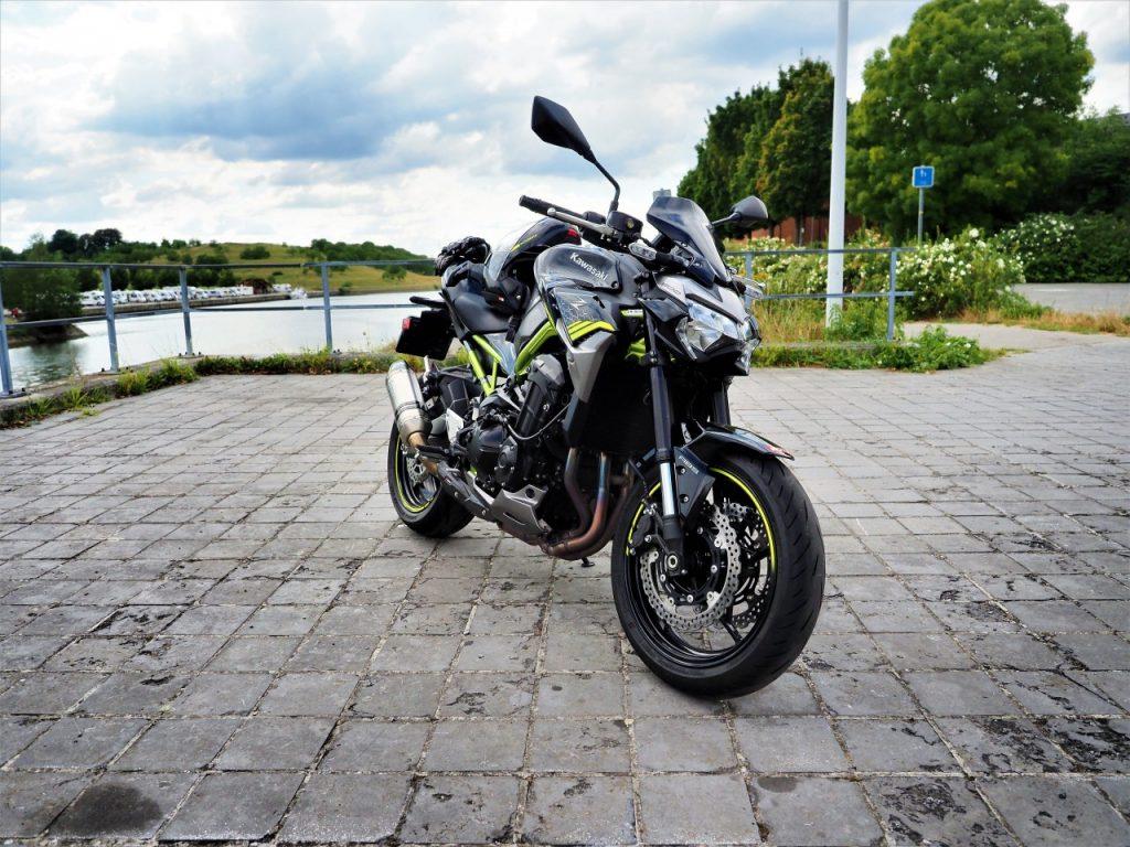 La Kawasaki Z900 vous donne encore le sourire