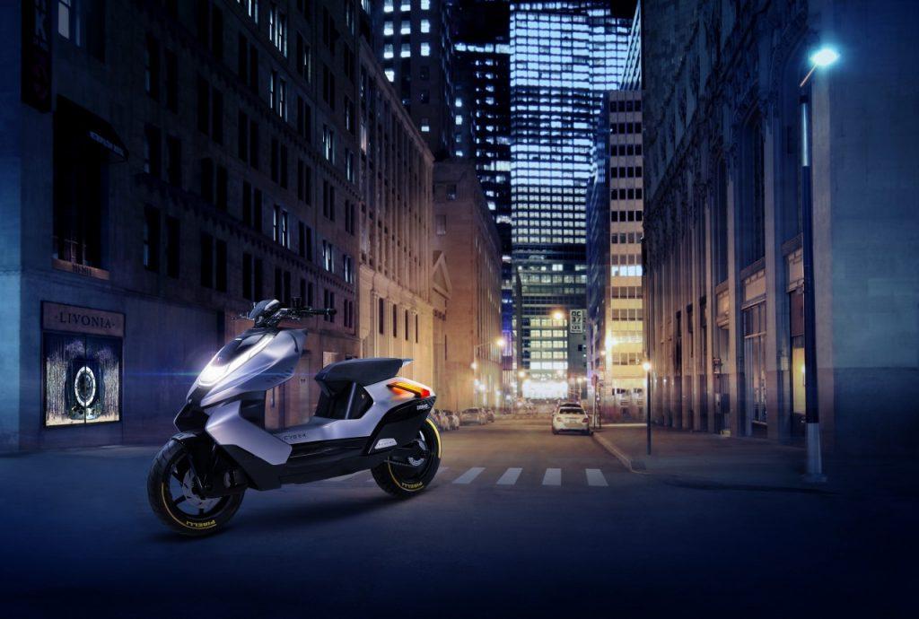 CF MOTO dévoile une marque de deux roues électriques : Zeeho
