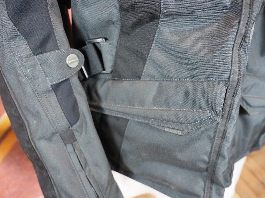 Vanucci VAJ-M1, 3 vestes pour toute l'année.