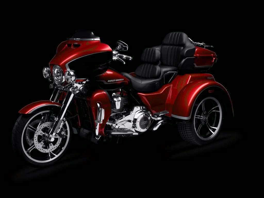 Les nouveautés 2021 Harley-Davidson