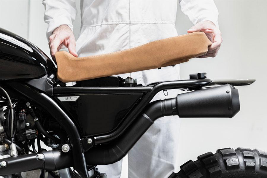 DAB : une moto française pour le fun