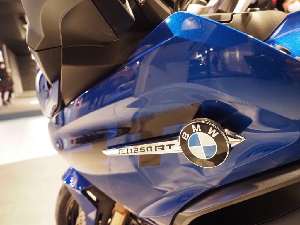 Un petit salon chez BMW Belgique
