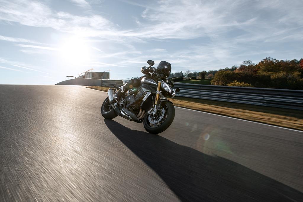 Un nouveau Speed Triple encore plus puissant !