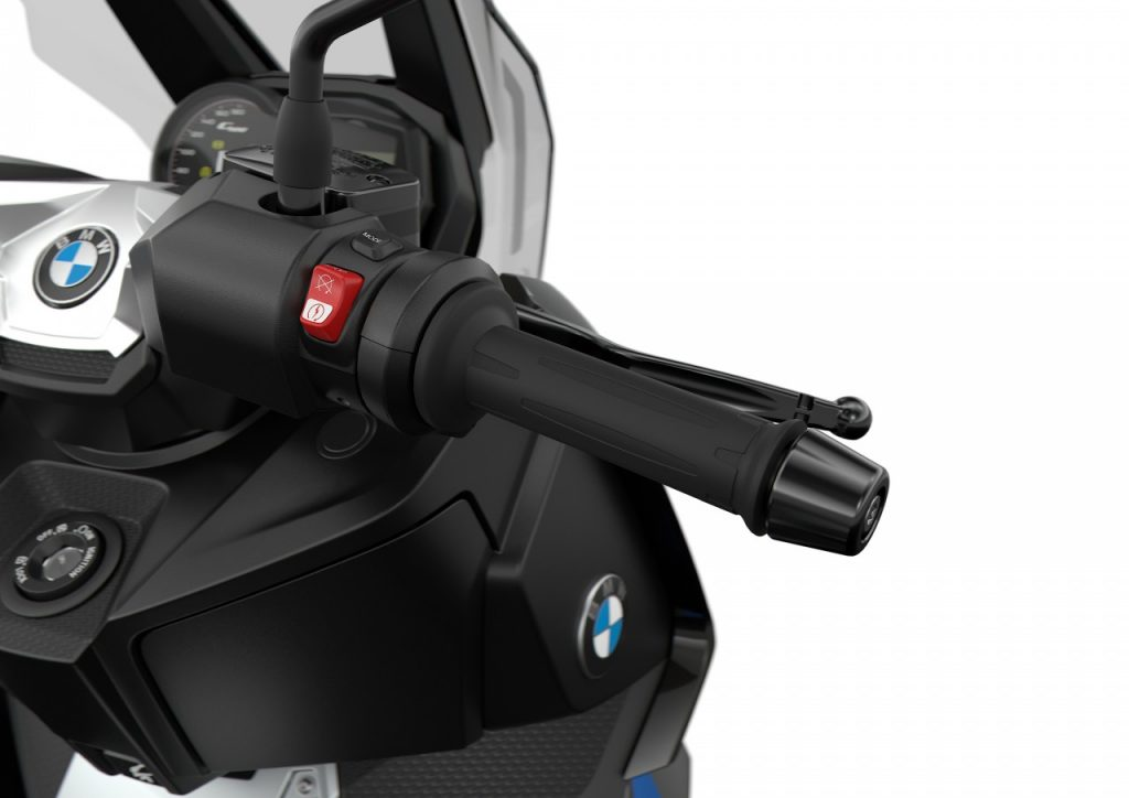 BMW Motorrad présente les nouveaux BMW C 400 X et C 400 GT.