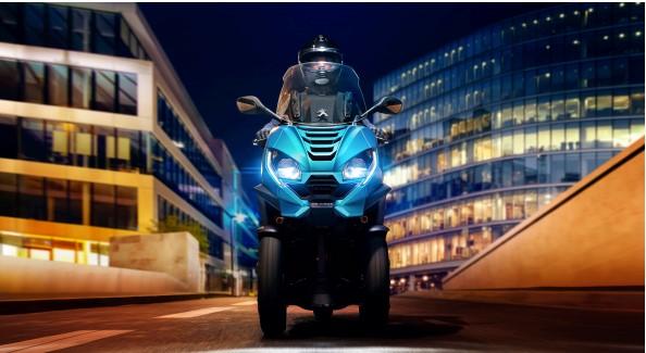 Un nouveau logo pour Peugeot