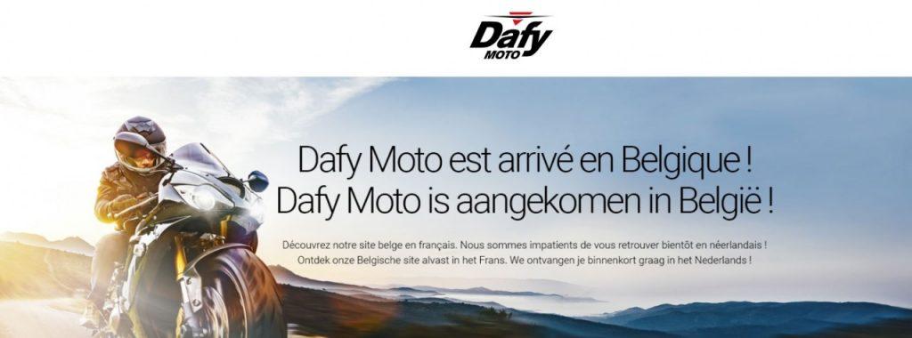 Dafy Moto débarque aussi en Belgique