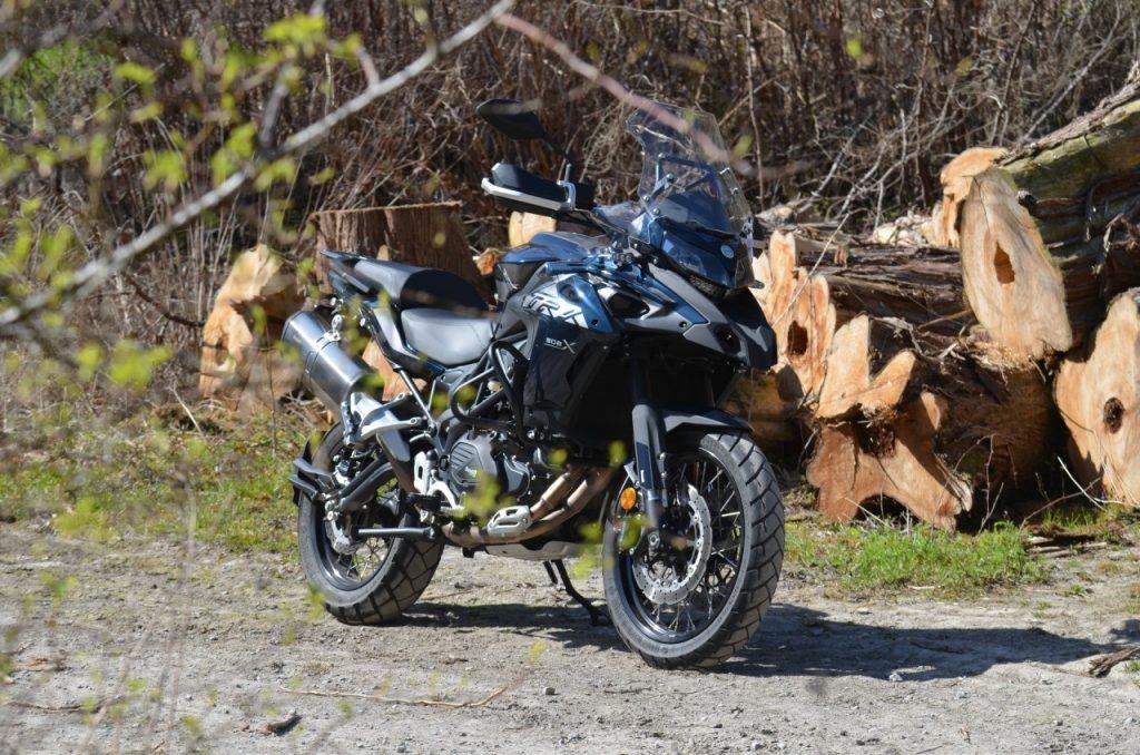 Benelli TRK 502 X E5 : elle a tout d'une grande !