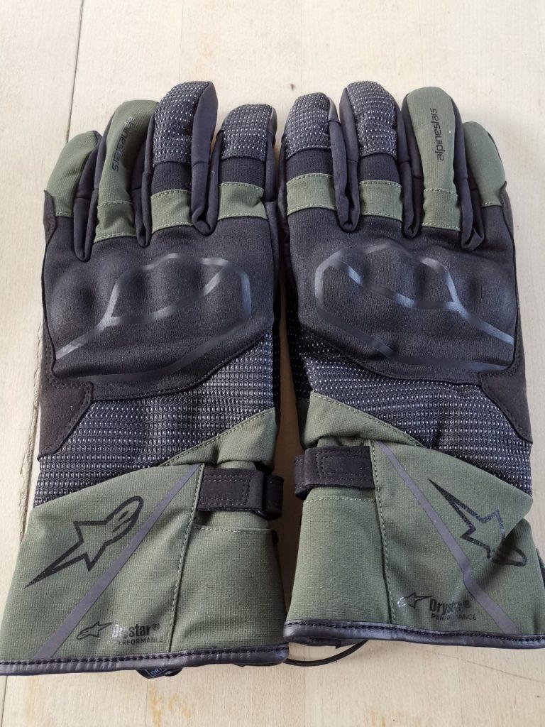 Gants Alpinestars Andes Drystar® V3