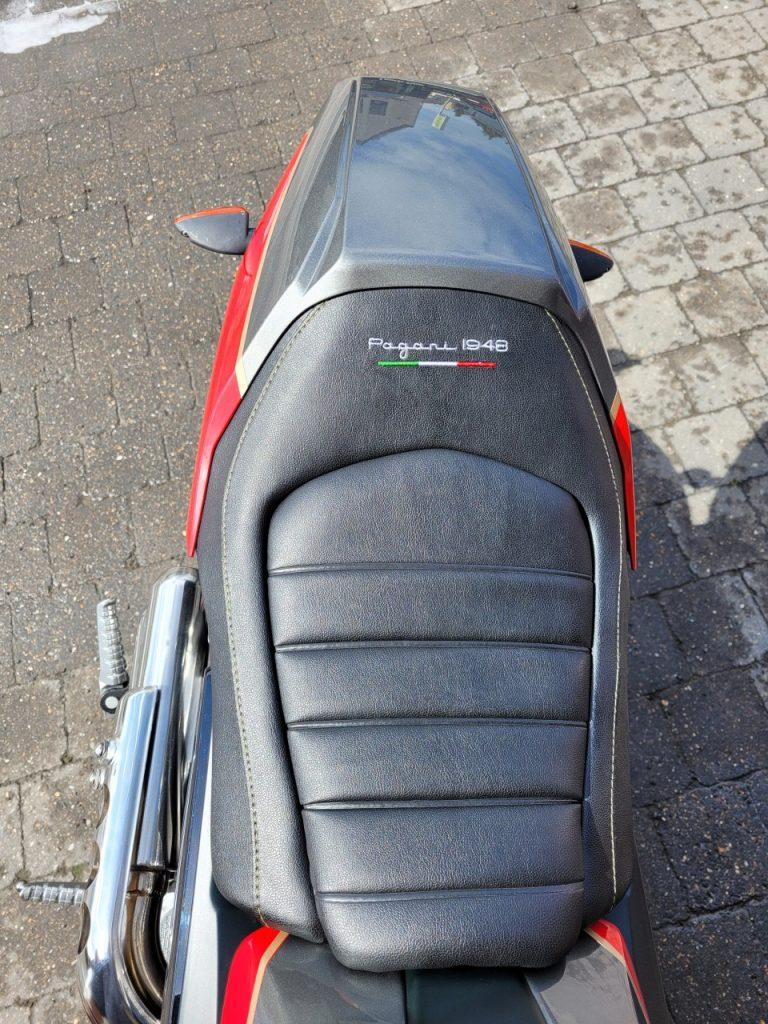 FB Mondial Pagani 300, Ristretto Racer