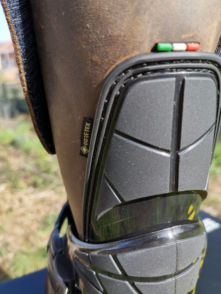 Gaerne G Dakar Gore-tex®,Protection totale