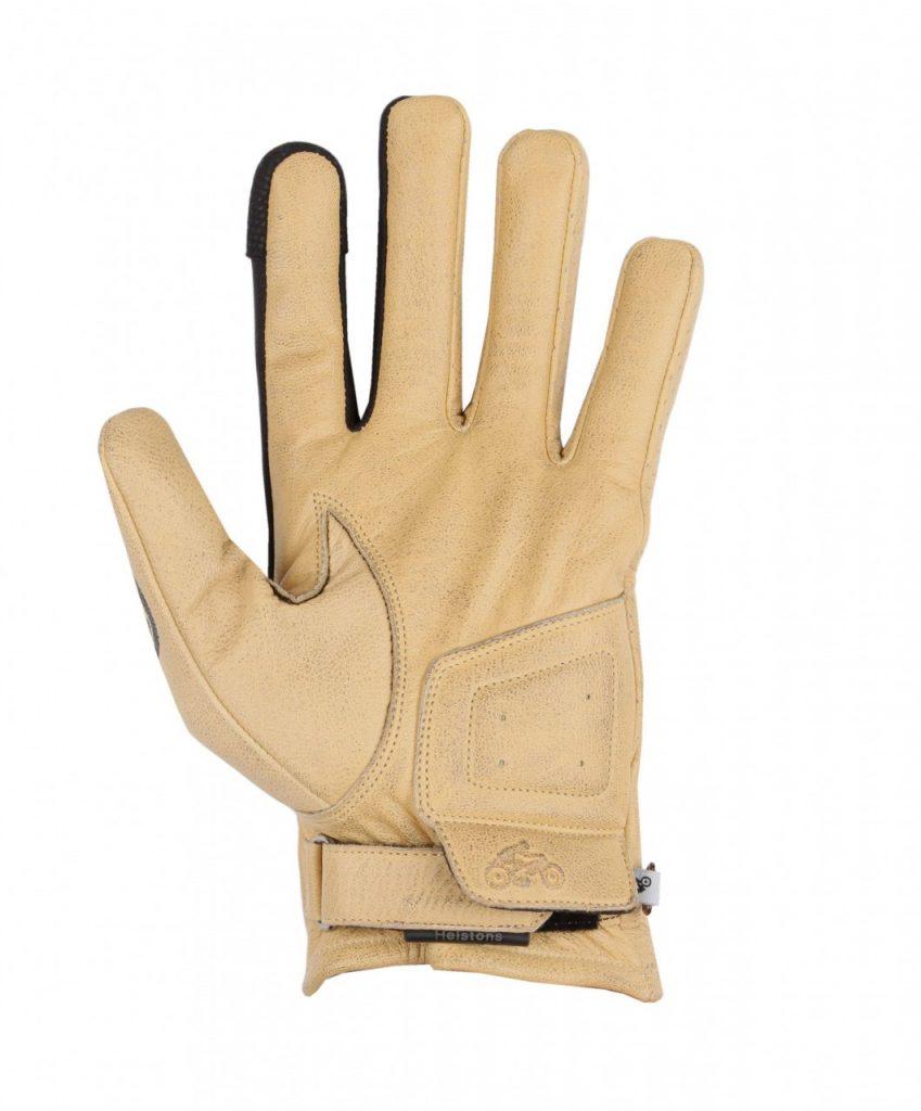 Originaux et tatoués les gants Kustom d'Helstons