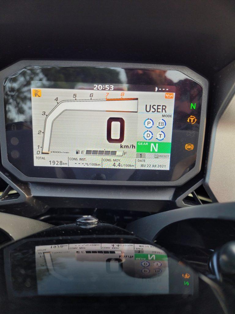 Honda Forza 750, A la croisée de deux mondes.