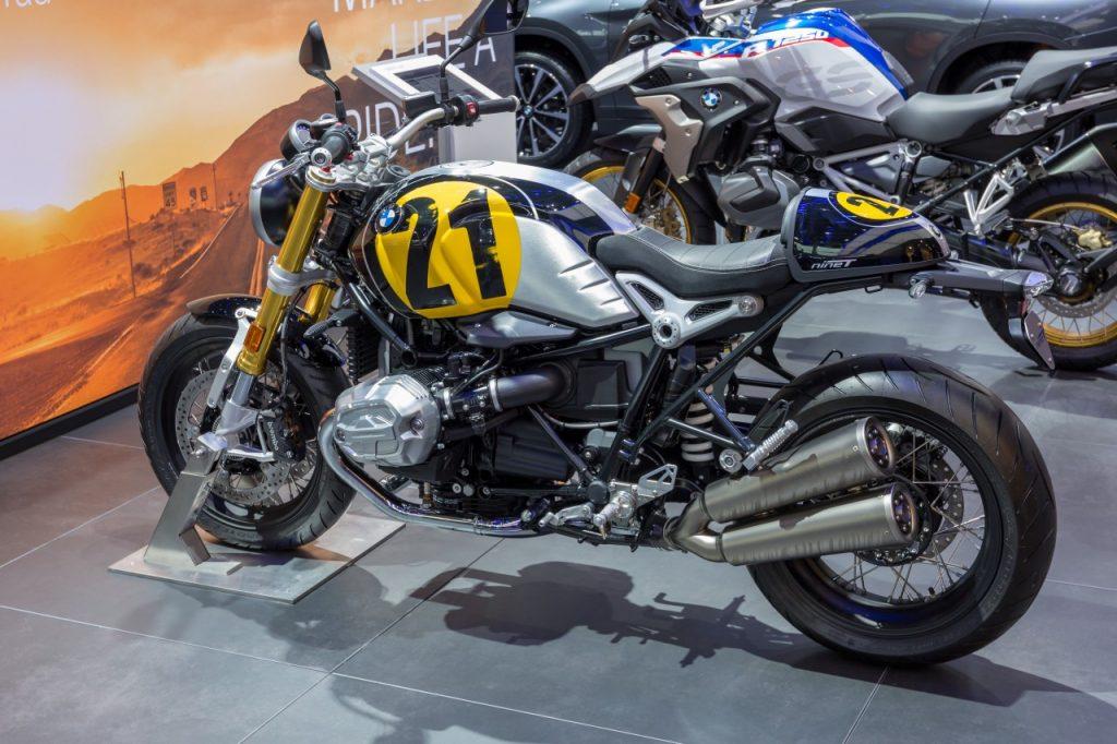 Les plus belles motos du cinéma
