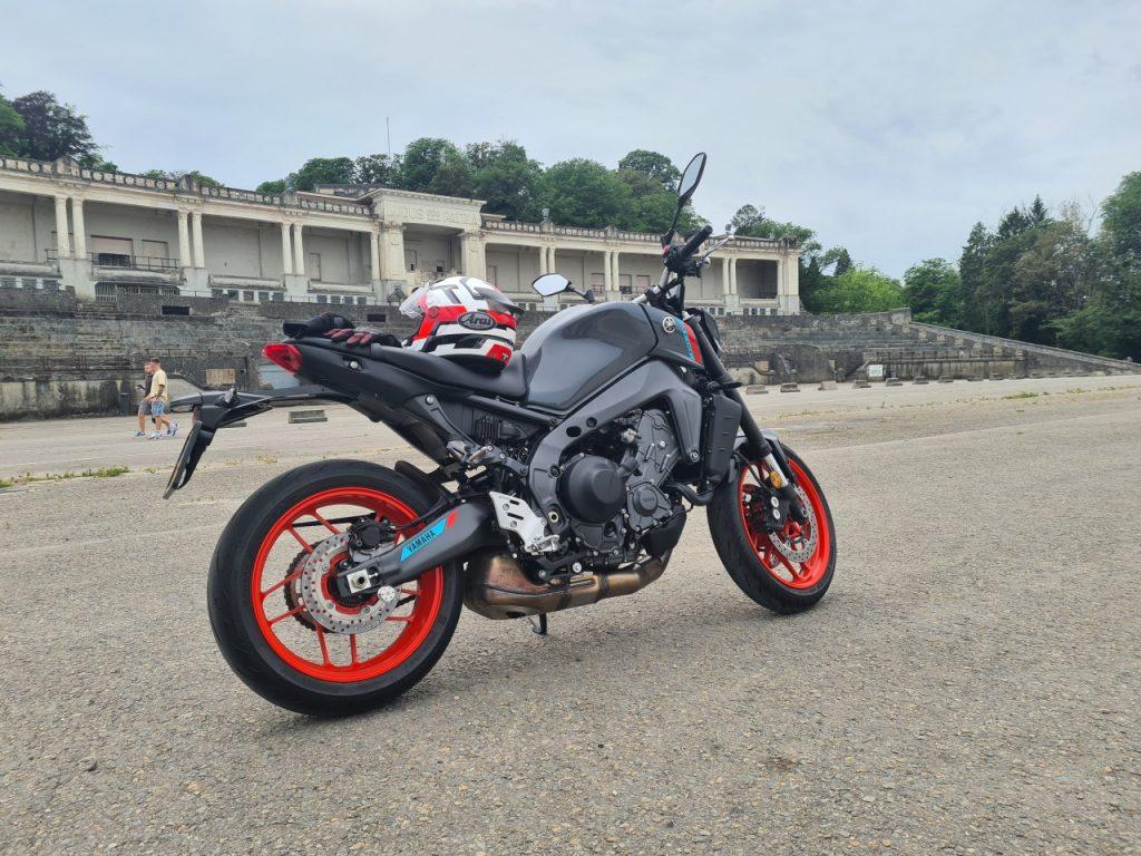 Yamaha MT-09 2021, c'est de la balle !