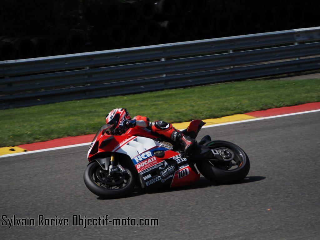 Les 6 heures moto de Spa-Francorchamps
