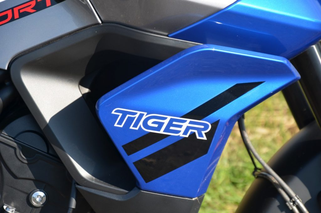 Triumph Tiger 850 Sport : un choix éclairé.