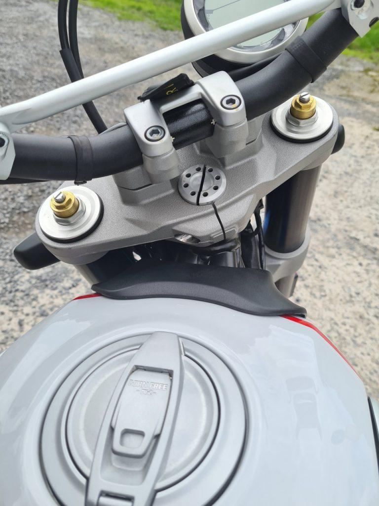 Ducati Scrambler Desert Sled, la fun machine