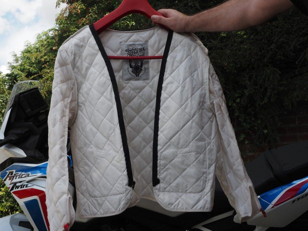 Segura Braddy, le vintage façon textile.