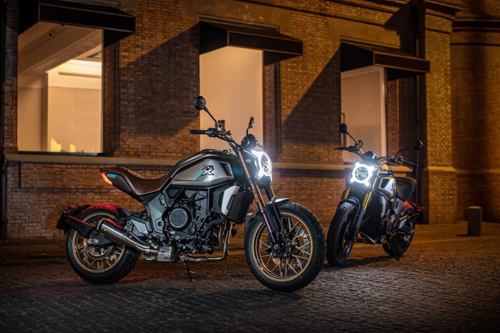 Envie de tester la nouvelle CF-Moto 700CL-X ?