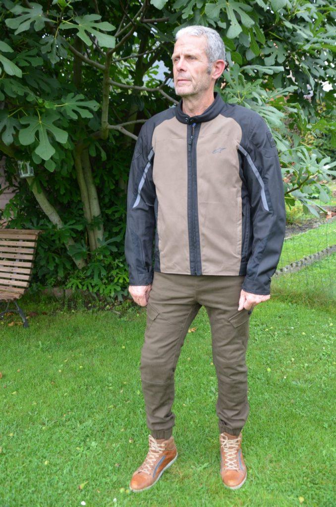 Pantalon Béring Richie : le look en plus.