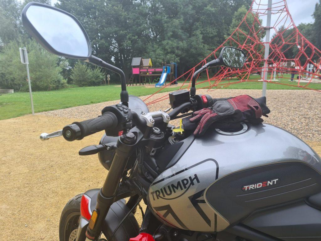 Triumph Trident, le missile anglais fait mouche